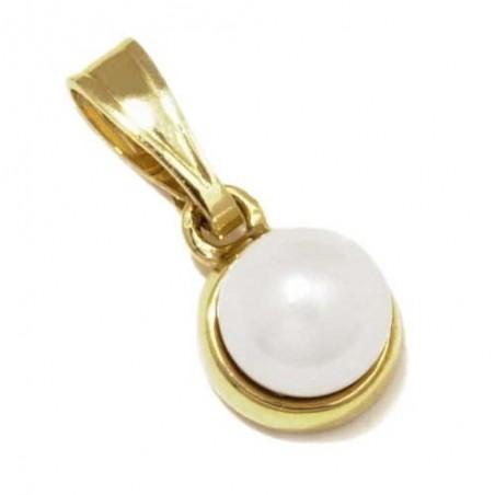 ciondolo perla