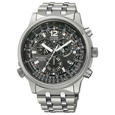 CITIZEN pilot titanio AS4050-51E