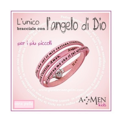 AMEN KIDS COLLECTION BRACCIALI BIMBA