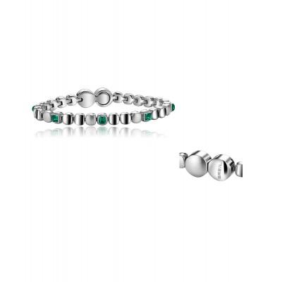 BREIL TJ1456 BRACCIALE ROLLING DIAMONDS