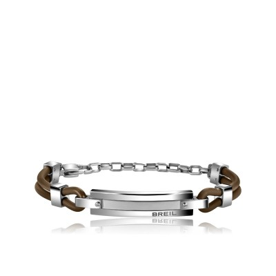 BREIL BRACCIALE NEW BRIDGE TJ1505 TESTA MORO