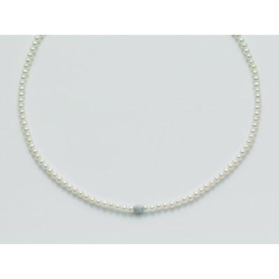 Miluna collana di perle PCL4524