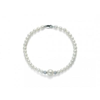 Miluna bracciale perle PBR1410