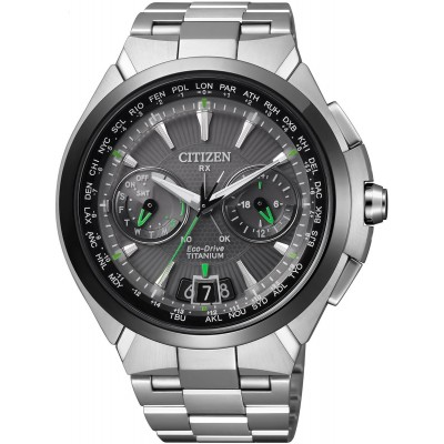 Citizen satellite wave titanio cc1084-55e