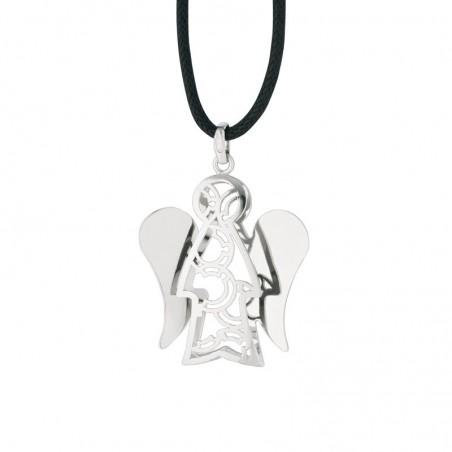 Giannotti ciondolo oro bianco angelo pz584
