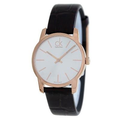 Calvin Klein orologio donna city k2g23620 rosa