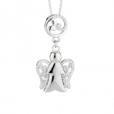 Giannotti collana angelo argento gia91