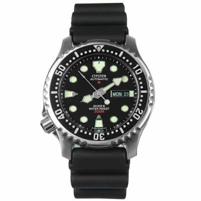 Citizen promaster diver's NY0040-09E