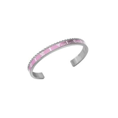 Speedometer official bracciale steel rosa