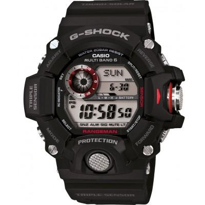 Casio gw-9400-1er rangeman nero