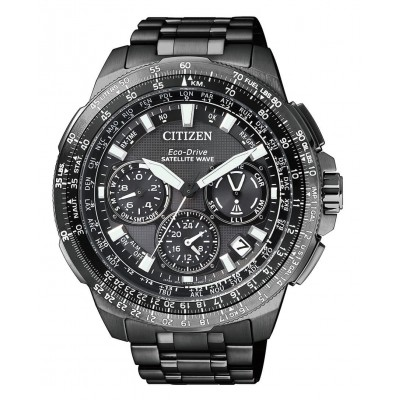 Citizen cc9025-51e satellite wave