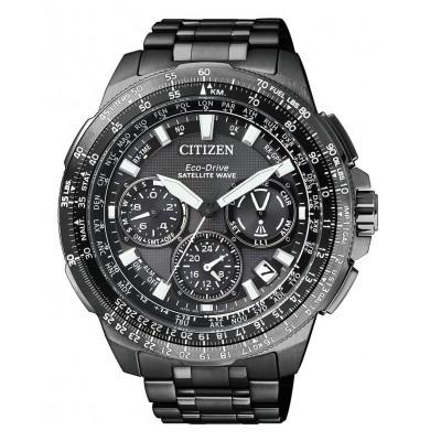 Citizen cc9025-51e satellite wave