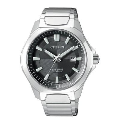Citizen AW1540-53E orologio in supertitanio