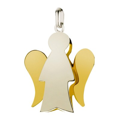 Roberto Giannotti pendente angelo pz602 in oro