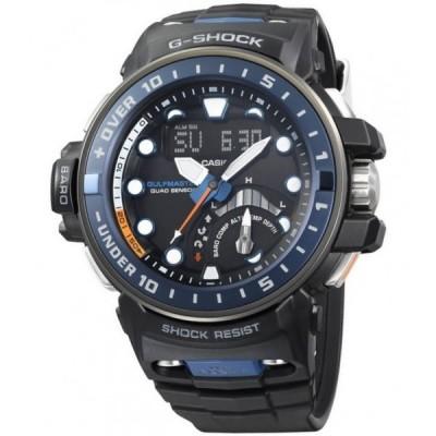 Casio gulfmaster GWN-Q1000-1AER orologio uomo quad sensor