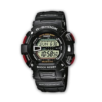 Orologio casio G-SHOCK MUDMAN G-9000-1VER