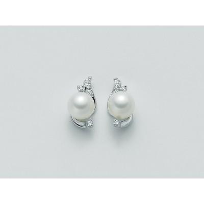 Miluna orecchini perle PER1600