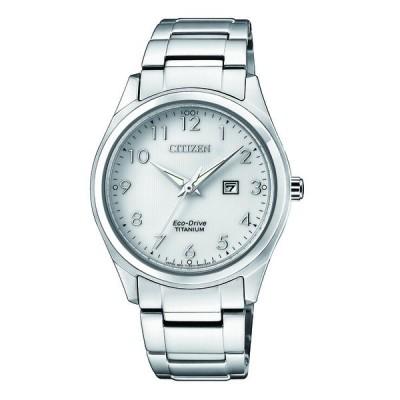 Orologio citizen EW2470-87A super titanium donna quadrante bianco