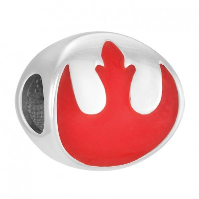 Chamilia star wars rebel logo charm 2020-0874