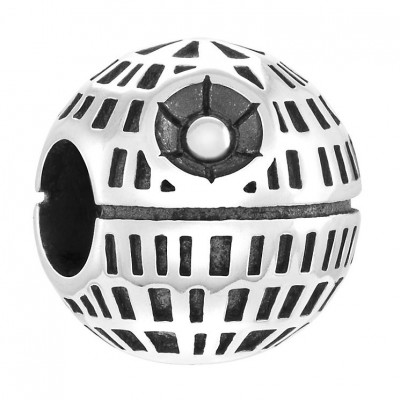 "Chamilia ciondolo star wars la morte nera ""death star"" 2010-3434"