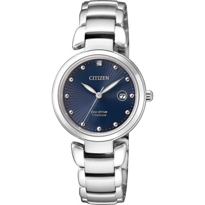 Orologio donna citizen EW2500-88L in super titanio