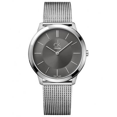 Calvin Klein minimal K3M22124  orologio misura media unisex
