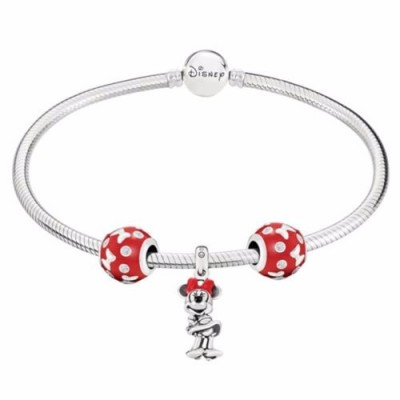 Bracciale chamilia Disney Minnie Mouse