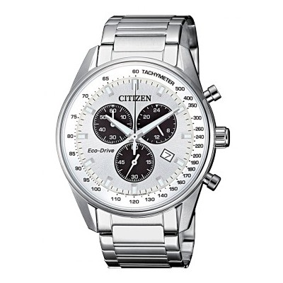 Orologio Citizen AT2390-82A chrono sport bianco