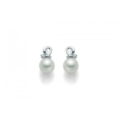Orecchini Miluna perle e diamanti miluna PER1834X