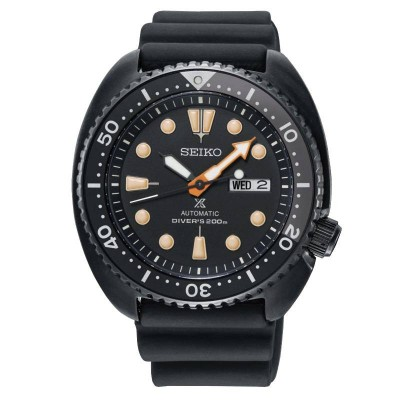 Orologio Seiko SRPC49K1 new turtle black limited edition