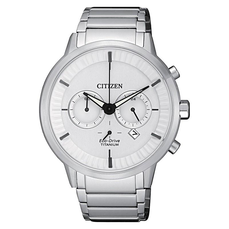 Orologio cronografo Citizen CA4400-88A super titanium