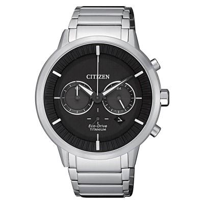 Orologio Citizen CA4400-88E cronografo in Super Titanium