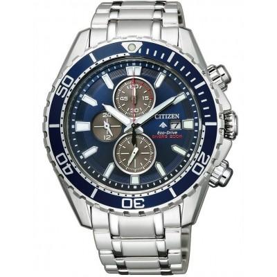 Orologio Citizen CA0710-82L cronografo divers 200 metri