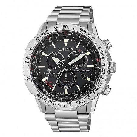 Orologio Citizen CB5010-81E chrono radiocontrollato in titanio