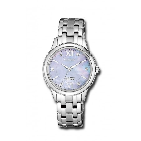 Orologio Citizen EM0720-85Y super titanio donna