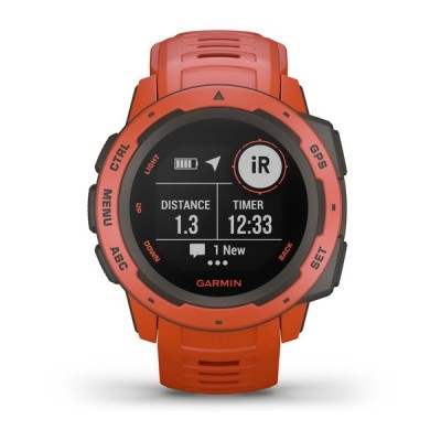 Orologio Garmin Instinct 010-02064-02 flame red