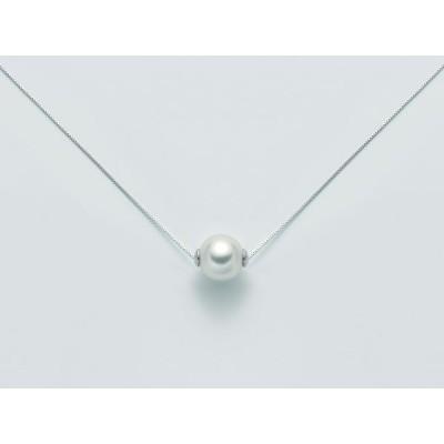 Collana con perla passante PCL5285