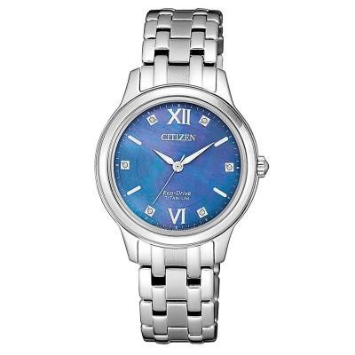 Orologio Citizen EM0720-85N supertitanio donna