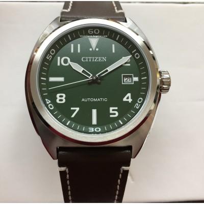 Orologio Citizen NJ0100-38X Automatico verde