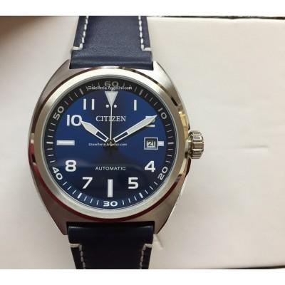 Orologio Citizen NJ0100-20L Automatico blu