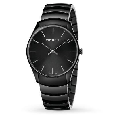 Orologio Calvin Klein Uomo Classic PVD nero K4D21441