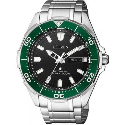 Orologio Citizen NY0071-81E promaster verde super titanio