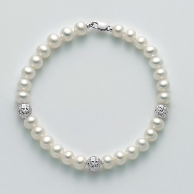 Miluna Bracciale Perle PBR2305B