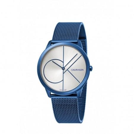 Calvin Klein K3M51T56 minimal blu da uomo