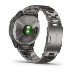 Garmin Fenix 6X Pro solar bracciale titanio 010-02157-24