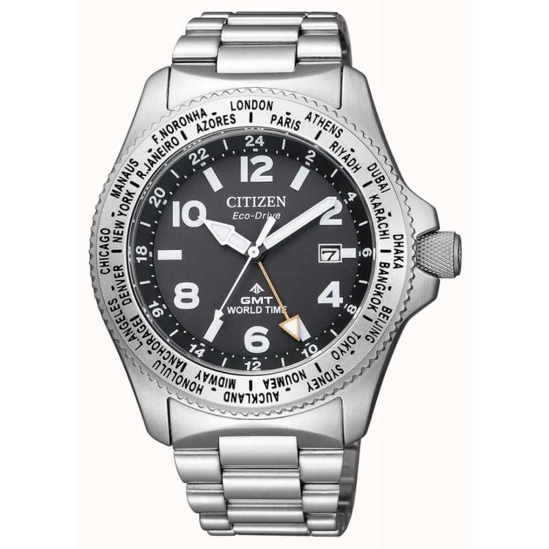 Citizen BJ7100-82E Promaster GMT
