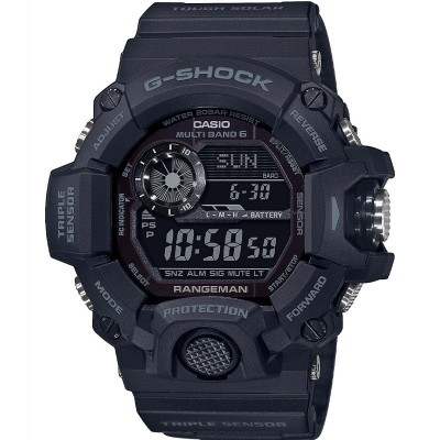 Orologio Casio GW-9400-1BER Rangeman black out