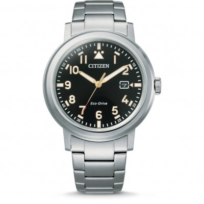 Orologio Citizen AW1620-81E Military