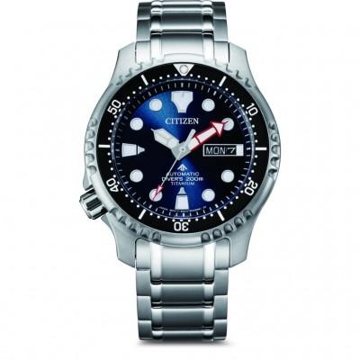 Orologio Citizen NY0100-50M super titanio promaster blu