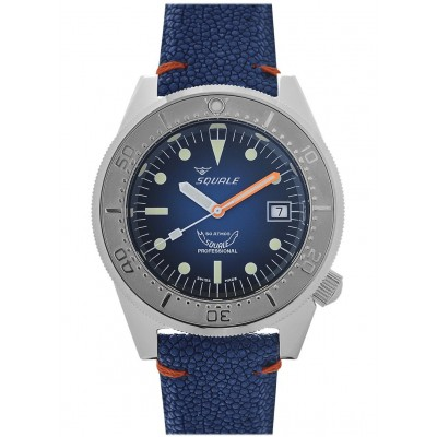 Squale Orologio 1521 Blue Ray